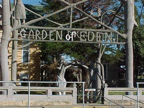 Garden Of Kansas by Garden Of Redtree Times