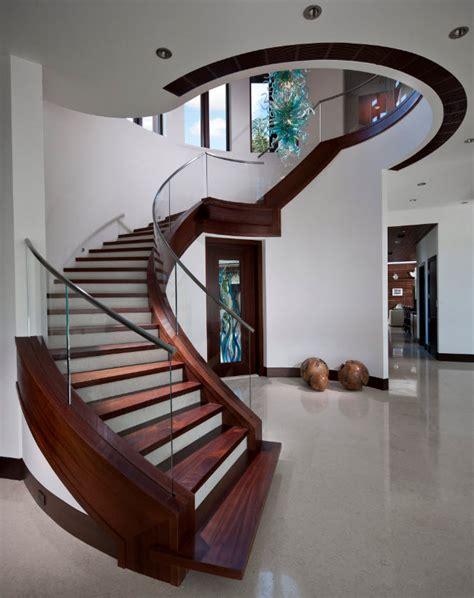 modelos de escaleras exteriores para casas dise 241 os de escaleras formas y estilos fotos construye