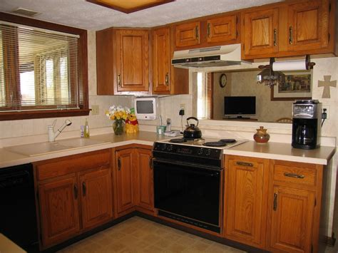 Colors For A Kitchen With Oak Cabinets by Kitchen Color Schemes With Oak Cabinets Kitchen Colors