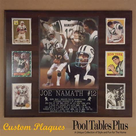 Joe Namath Artists Model by Joe Namath 15 X 18