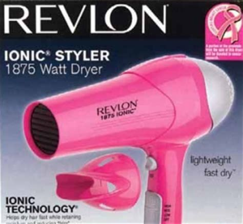 Hair Dryer Coupon deals at walgreens revlon hair dryer and more common sense with money