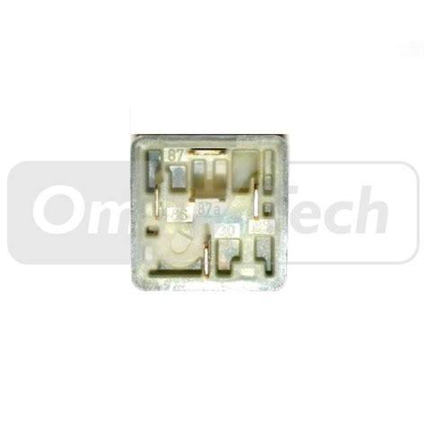 shunt resistor relay bosch relay 0 332 209 206 24v 10 20a shunt resistor new