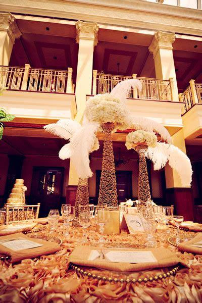 Great Wedding by Glamorous Gatsby Inspired Wedding Ideas Bridalguide
