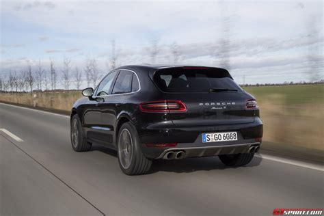 Macan S Porsche by 2015 Porsche Macan S Vs S Diesel Vs Macan Turbo Review