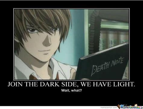 Death Note Memes - image gallery light death note meme