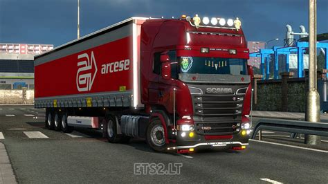 Modification Brasil by Scania R Streamline Modifications V 1 5 Ets 2 Mods