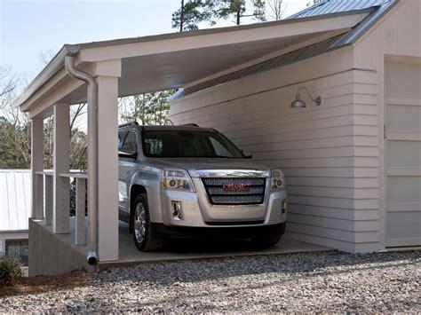 Carport Attached To Garage by Hgtv Green Home 2012 Hgtv