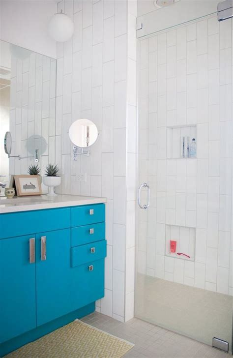 going vertical with subway tile apartment therapy cass carla s elegant playful home therapy house