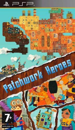 Patchwork Heroes - patchwork heroes eur psp iso npeg 00028