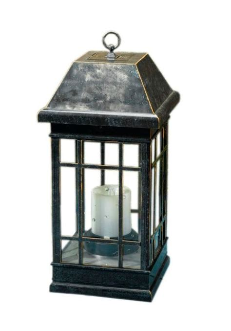 solar lantern light san rafael ii solar powered lantern light
