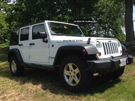 Jeep 4 Door Rubicon by 2012 Jeep Wrangler Unlimited Rubicon Sport Utility 4