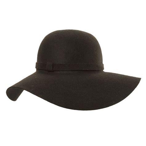 vtg style felt floppy fedora hat l 58cm bnwt new 100 wool