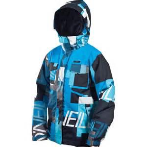 o neill newton snowboard jacket boys glenn