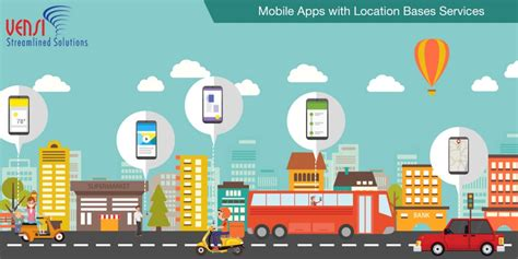 Apps To Find S Location Location Based Services Are A Crucial In Mobile App Development Vensi Inc