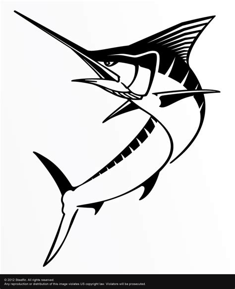 awesome sportfish decals the hull boating and
