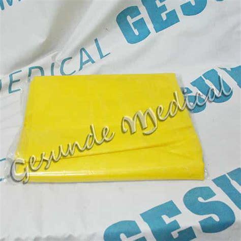 Kursi Roda Plastik jual trashbag kantong plastik sah medis kuning gm