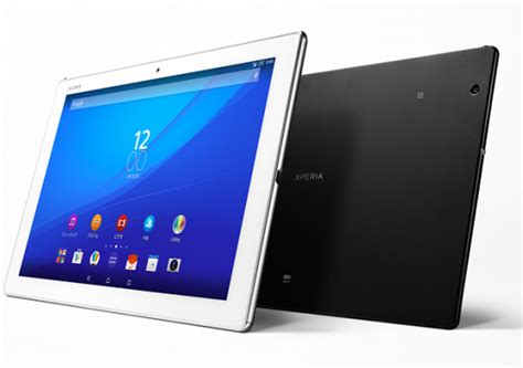Tablet Sony Xperia Z Tabloid Pulsa harga tablet sony xperia z4 tablet android tahan air