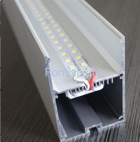 aluminium extrusions for led lighting top quality 2835 smd ac led linear pendant light aluminium