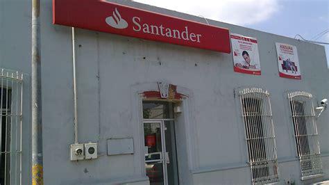 bank santander el potrero chico 187 santander bank