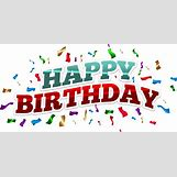 Happy Birthday Png | 8000 x 3951 png 3290kB