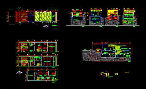 Workshop design in AutoCAD | CAD download (2.54 MB ... Insulator Cover