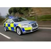 D Under Jaguar XF Offbeat News Police Cars