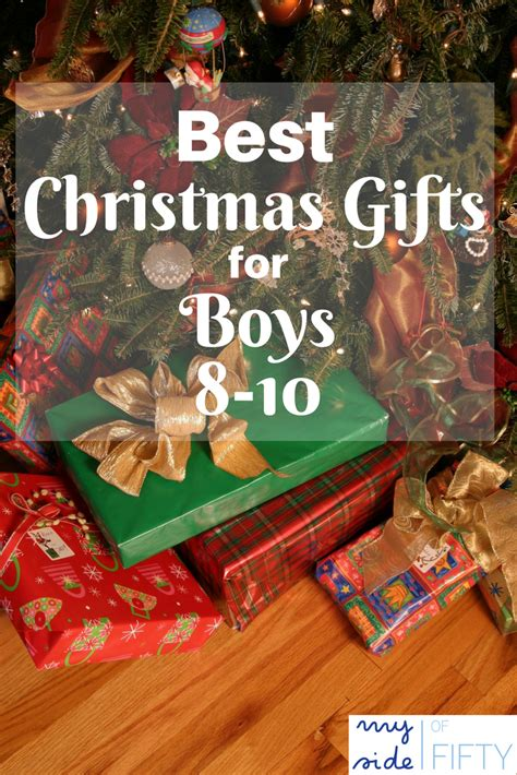 best gifts for boys age 8 10 for christmas birthdays and