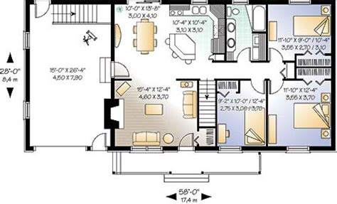 garlinghouse 4578 3 bedrooms and 1 5 baths the house