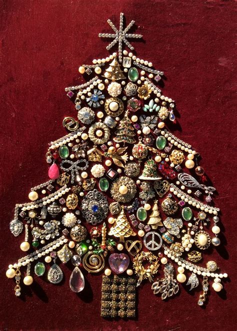 how to make a jewelry tree out of wire 533 best made with jewelry and buttons images on