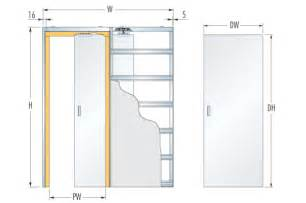 Viewing eclisse single glass pocket door complete package 100mm