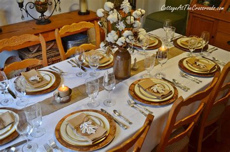 table settings ideas tabletop tuesday fall table setting ideas week 5