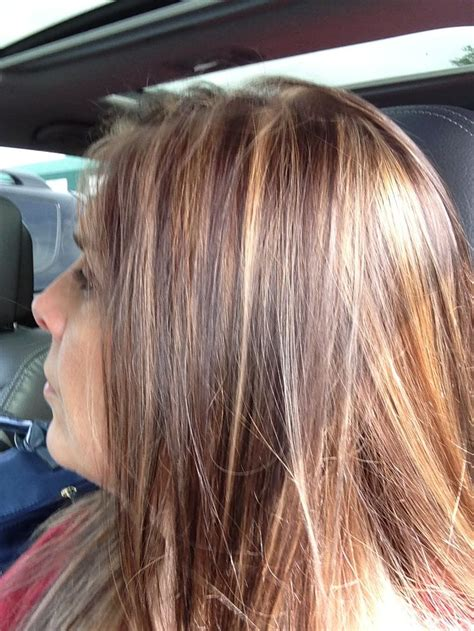 highlight low light brown hair light brown hair with highlights and low lights