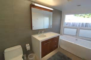 Mid century bathrooms remodeled mid century modern remodel