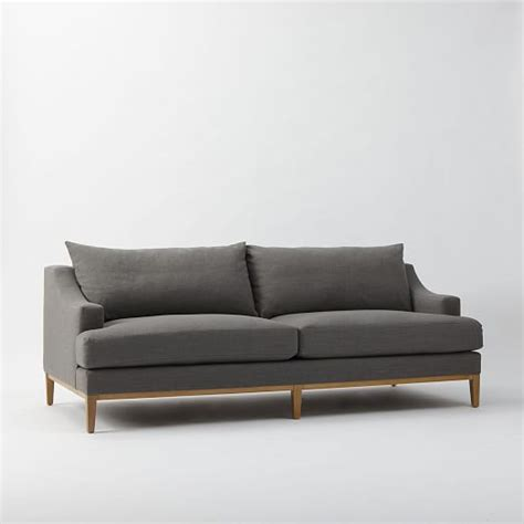 montgomery sofa montgomery filled sofa west elm