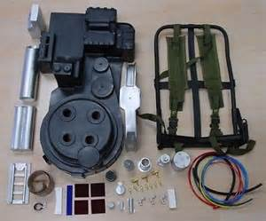 Ghostbusters Proton Pack Parts Ghostbusters Proton Pack Kit 1 1 Scale Fiberglass Shell
