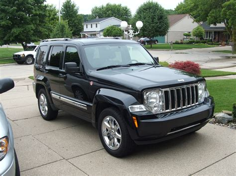 2010 Jeep Liberty Tires Jeep Liberty Questions What Are The Largest Tires I Can