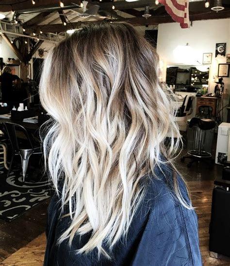 Look Cheveux by Coloration Cheveux 29 Looks Avec Les Cheveux Bronde