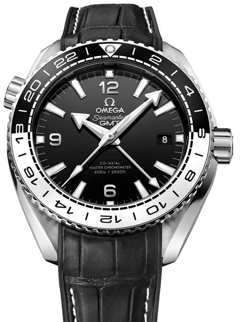 Omega Seamaster Planet Ocean Master Chronometer GMT Watch