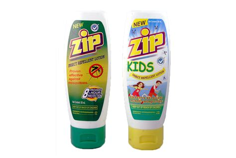 zip insect repellent lotion international