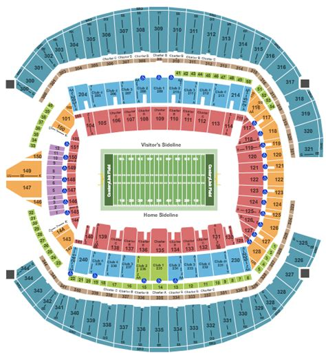 seahawks seating chart with rows vip packages for miami dolphins tickets nfl miami