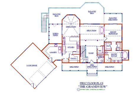 grandview suites floor plan grandview log floor plan log cabin 4155 sq ft