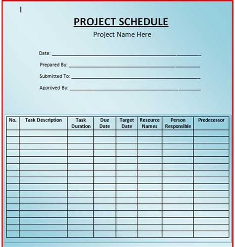 project timetable template microsoft office scheduling template calendar template 2016