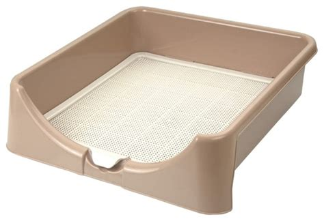 puppy pad tray favorite protection plastic tray puppy pad holder xl