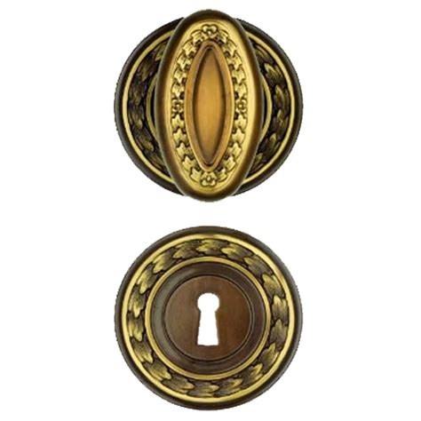 buy antique bronze finish door knob in india