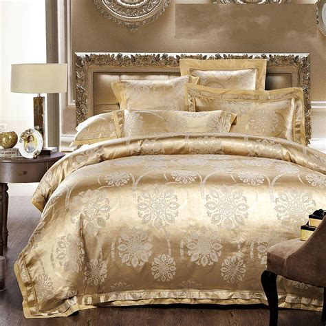 white silk bedding sets get cheap white satin sheets aliexpress