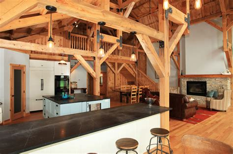 Container Homes Interior Elegant Barn Homes With 12 Amp 20 Ft Lean Tos 15