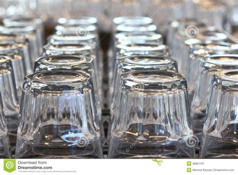 On The Shelf Glasses by Glasses On Shelf Stock Photo Image 48801161