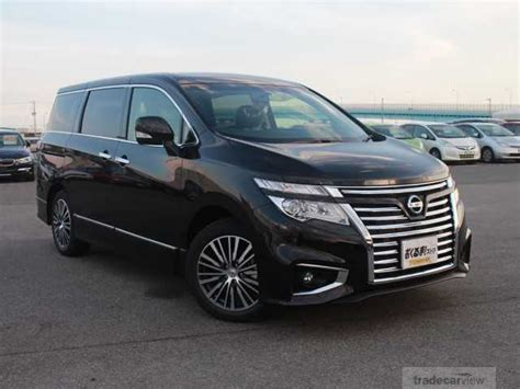 nissan elgrand 2017 used nissan elgrand 2017 for sale stock tradecarview
