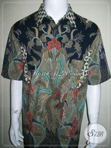 Kemeja Batik Jumbo Rara Big Size kemeja batik mahal mewah elegan dan eksklusif batik