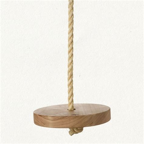 wooden rope swing 10 diy adorable tree swings